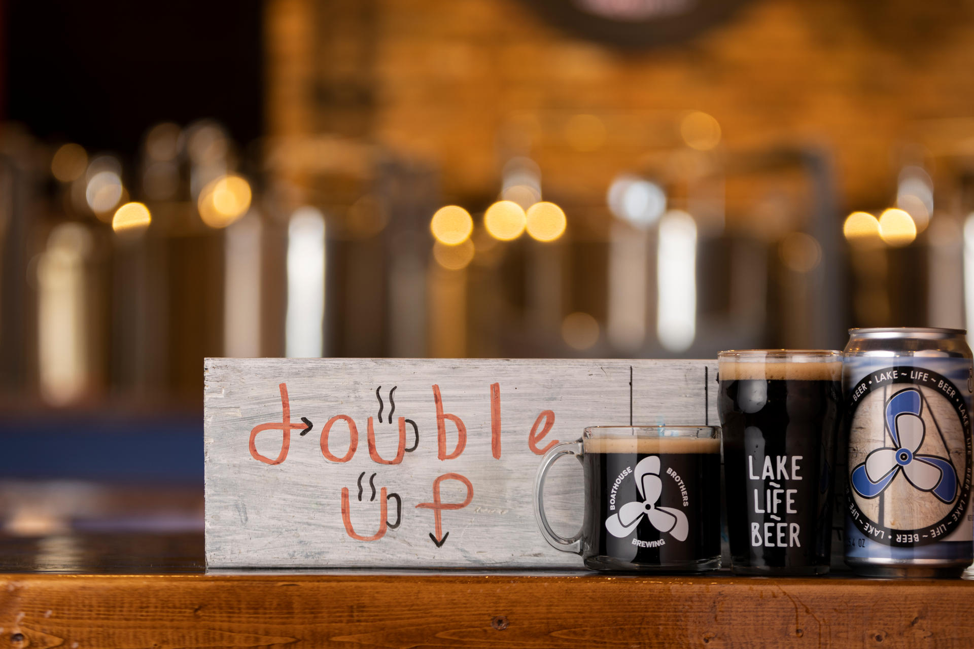 Double Up - Coffee Porter