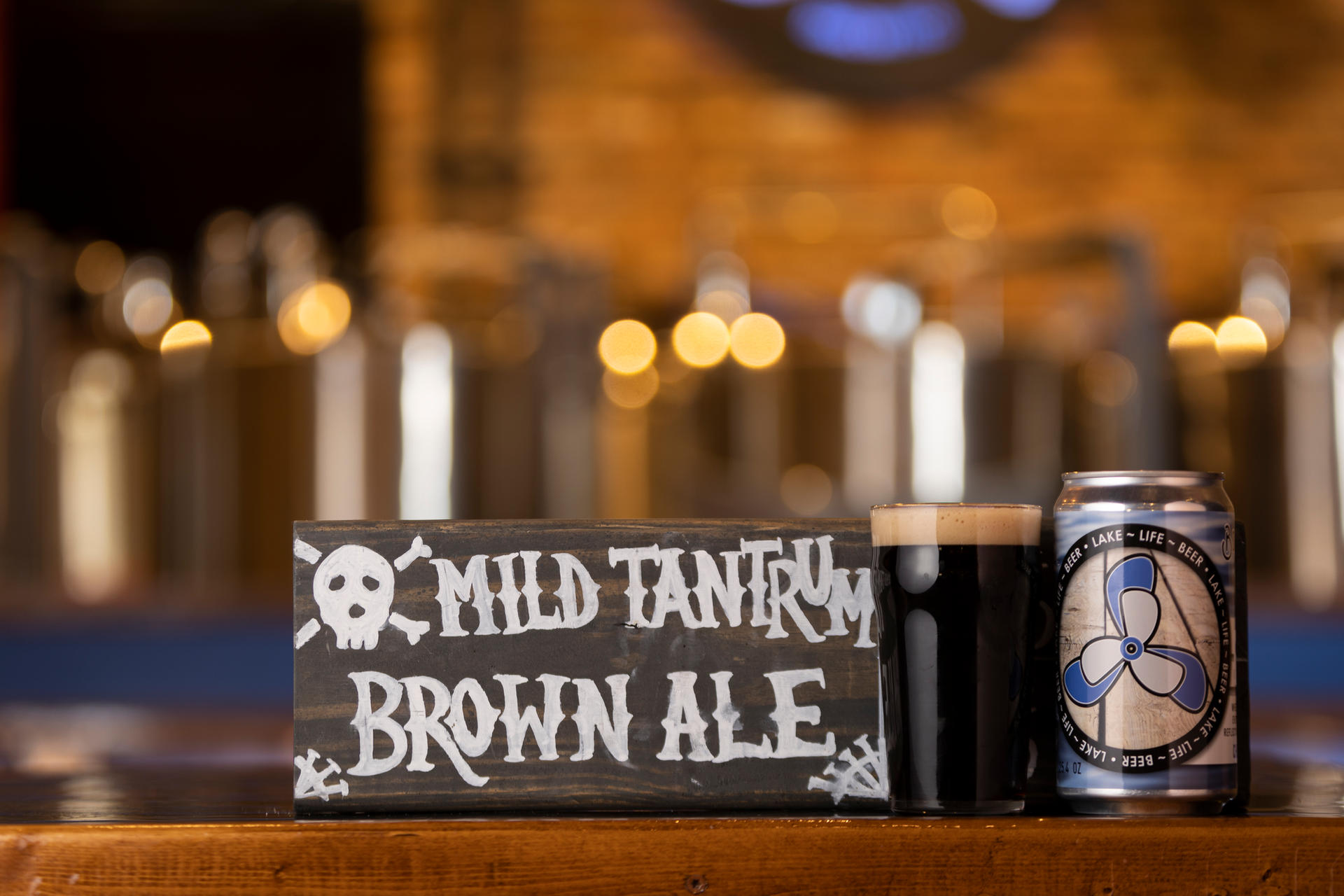 Mild Tantrum - Brown Ale