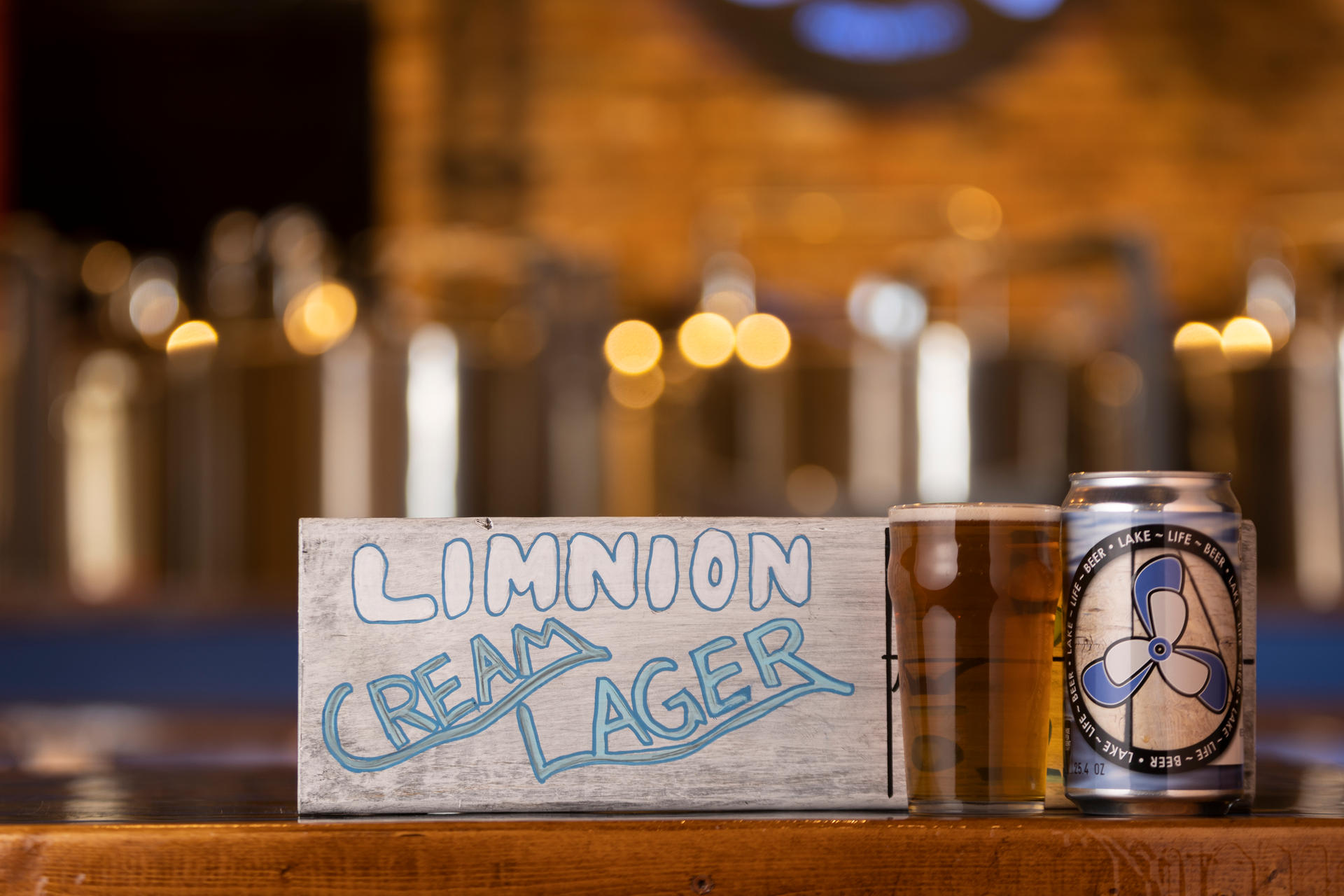 Limnion Cream Lager