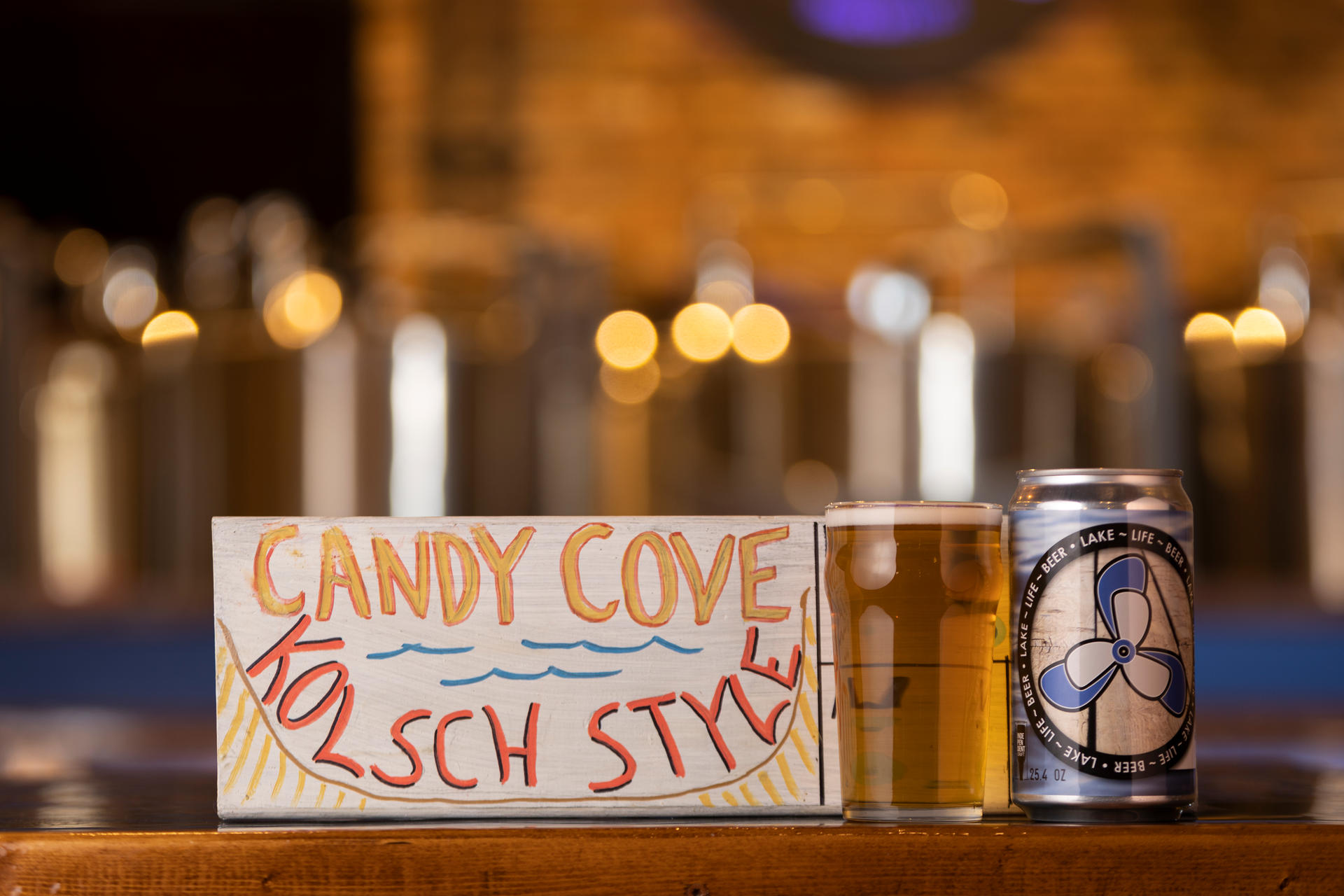 Candy Cove Kolsch