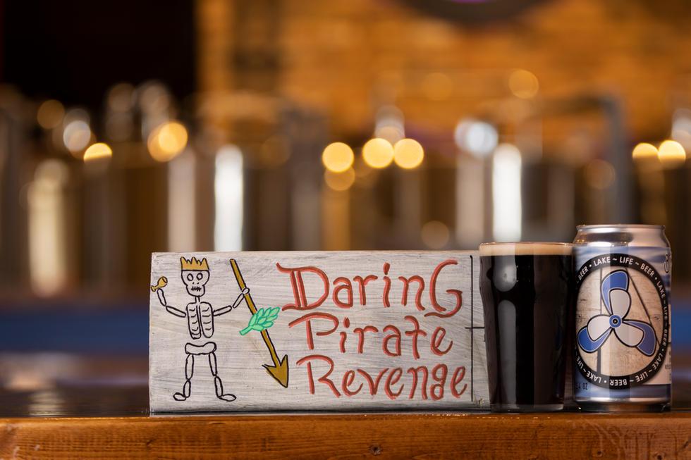 Daring Pirate Revenge - American Brown Ale