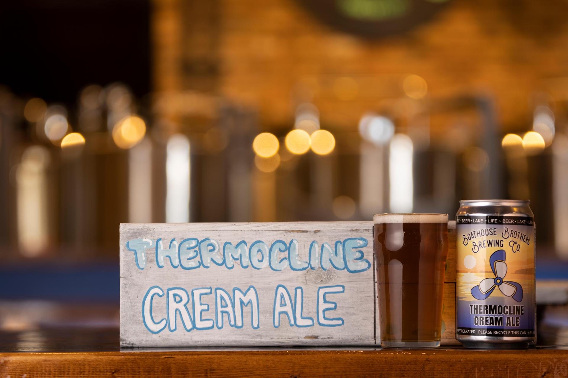 Thermocline Cream Ale