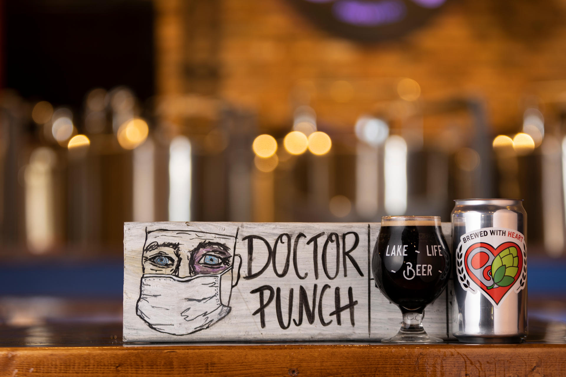Doctor Punch - Scotch Ale