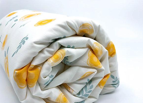 Prairie Floral Blanket