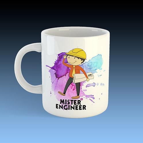 Cană Mister Engineer