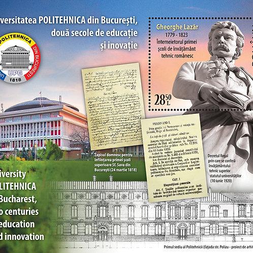 Coliță - Politehnica - 200 ani