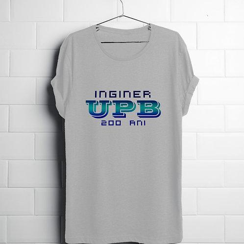 T-shirt Inginer UPB 200 ani F