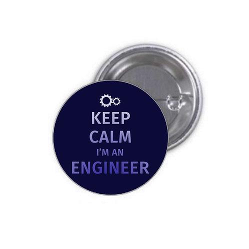Insignă Keep calm