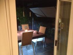 Georgeshall custoum table under lit with LED