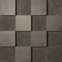 grey square interlocking mosaic