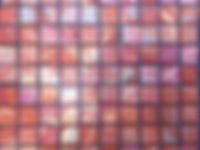 Pink mix square grid of mosaic tiles