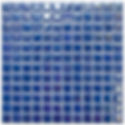glossy dark blue glossy mosaic tiles in a 35 x 35 grid