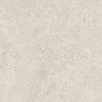 Mottled light grey smooth finish tile