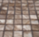 soft brown square grid of mosaic tiles