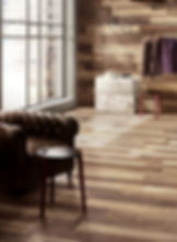 Timber look, floor tiles