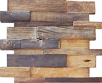 horizontal timber planks fitting togther