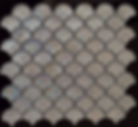 silver glass fishscale mosaic tile