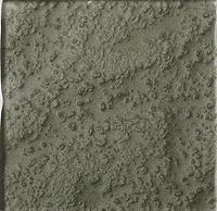 Khaki single square tile with rough finish