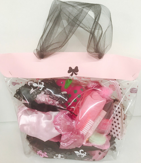 Perfectly Parisian Pamper Party Pack - Set of 4
