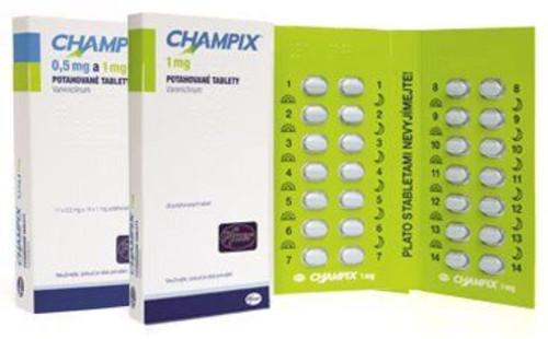 Champix dme side effects