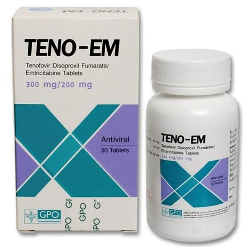 HIV Pre-Exposure Prophylaxis - PrEP (Teno Em)