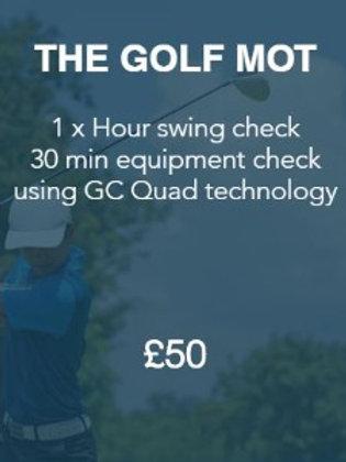 The Golf MOT