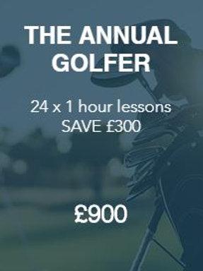 The Annual Golfer