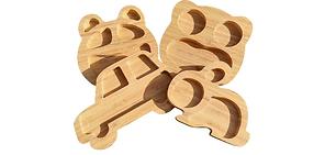 Bamboo Kids Platter