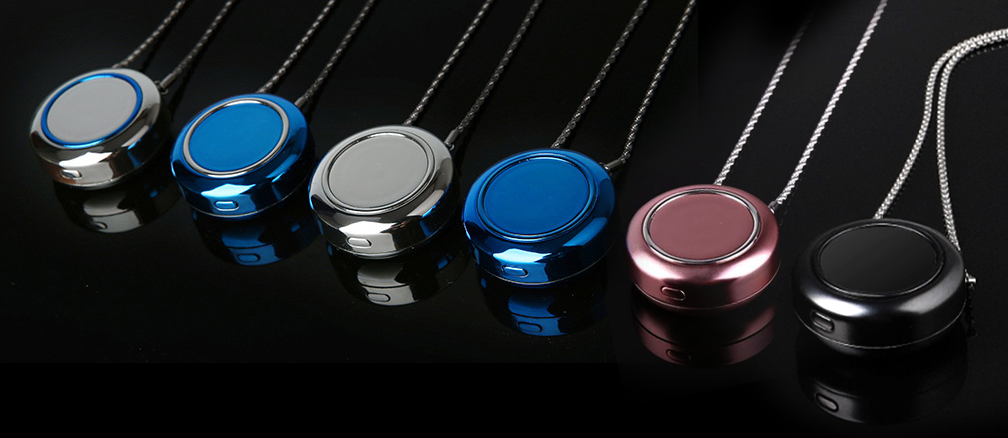 Air Purifier Necklace
