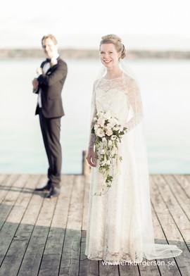 Errik & Mirjam- wedding dress