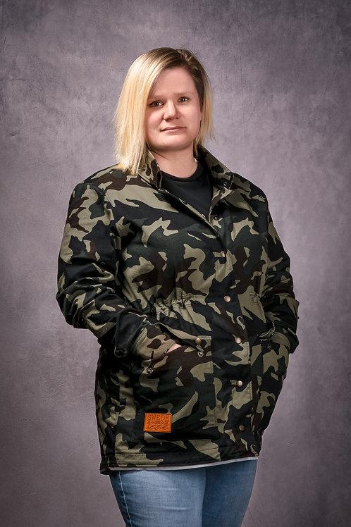 Anorak Jacket- Camouflage
