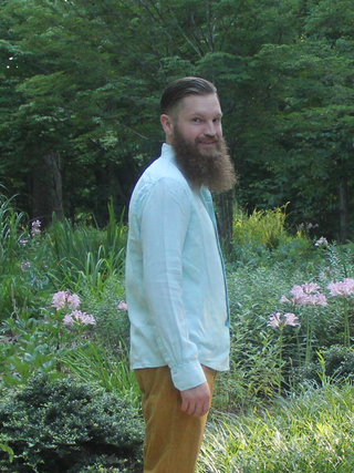 Chris- linen shirt