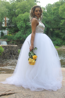 Blaire- wedding dress