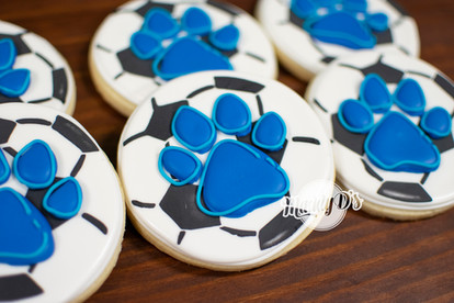 Soccer Ball Paw Print Maddy Ds 2.10.2021