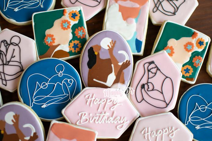 Maggie Stephenson Art Birthday Maddy Ds