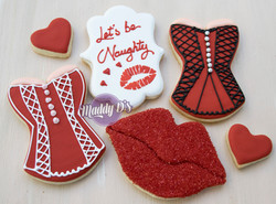 Naughty Cookies