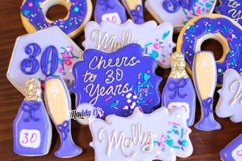 Champagne Birthday Maddy Ds 5.22.2020 5.