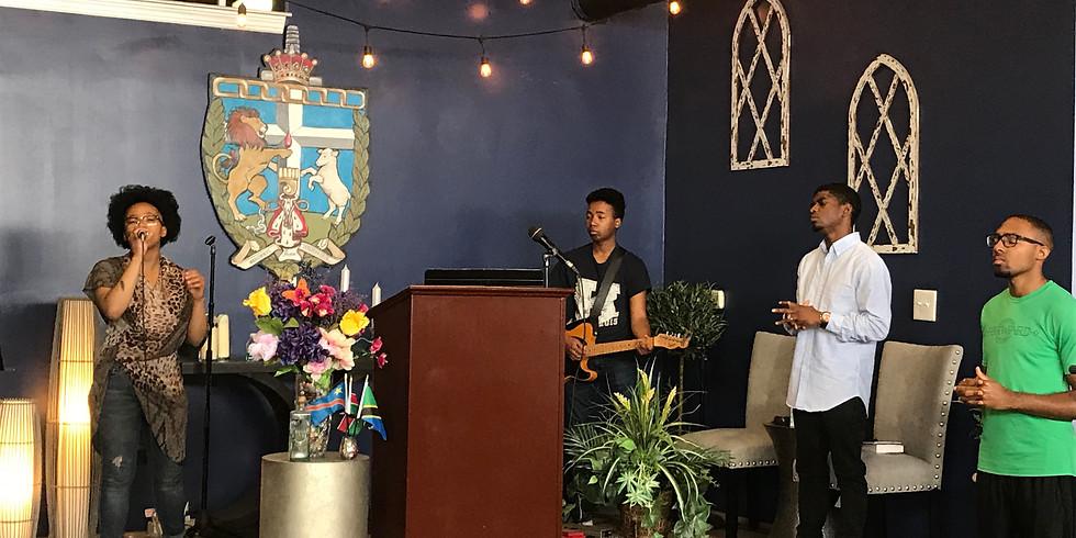 Sunday Worship Experience