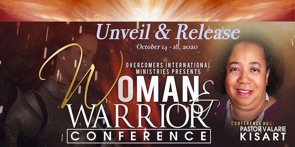 Woman Warrior Unveil & Release Virtual Conference
