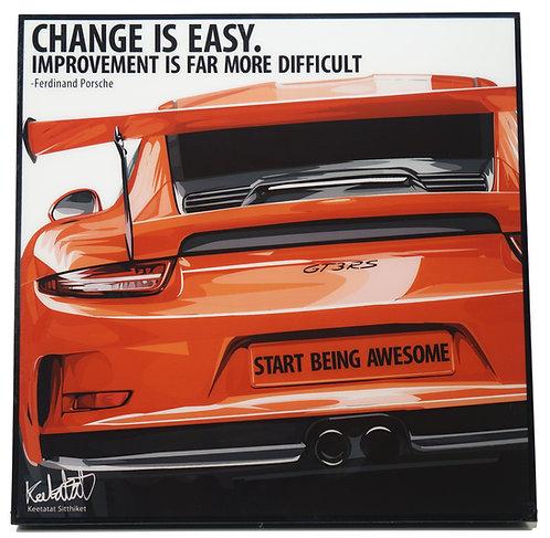 Porsche GT3RS V2
