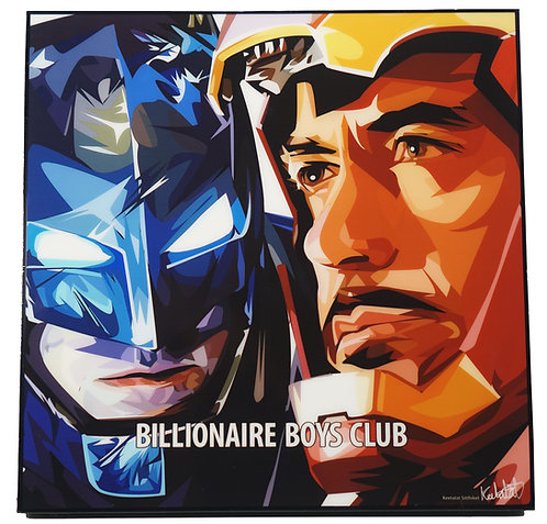Ironman / Batman