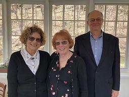 Linda Conklin, Anne Marguet, Henri Margu