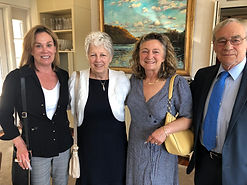 Marcia Nye, Linda Conklin, Kristina Foro