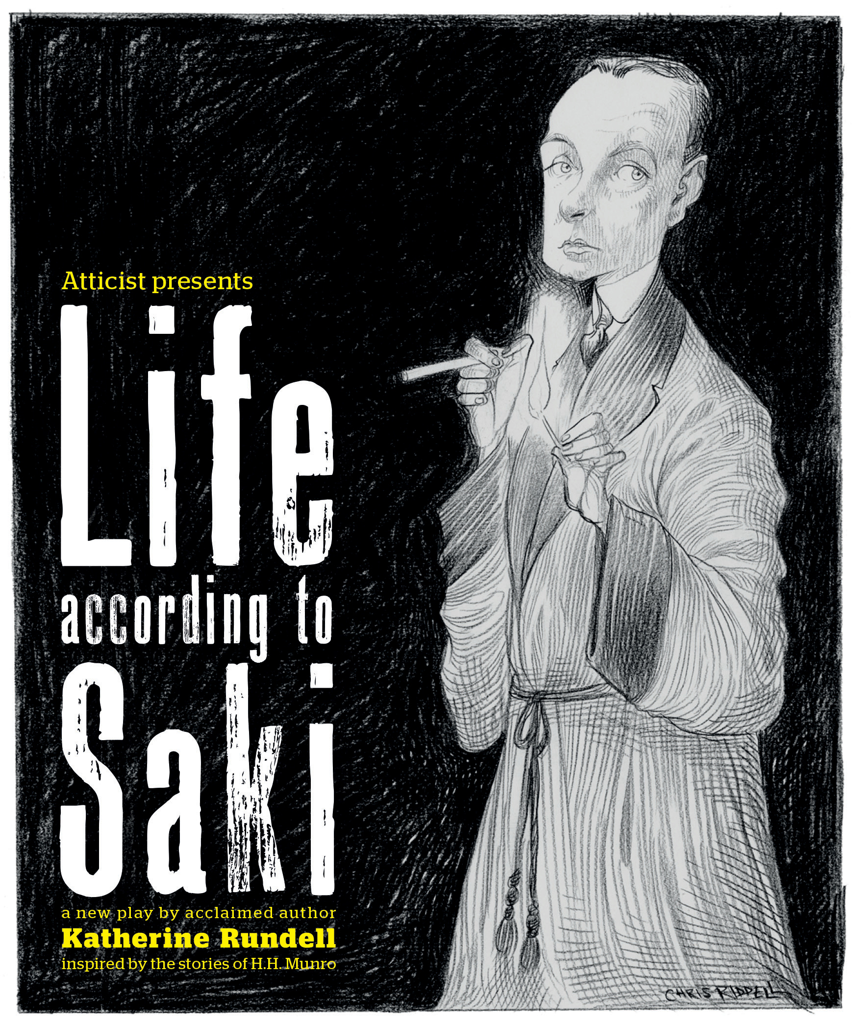LIFE ACCORDING TO SAKI