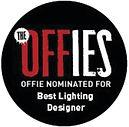 Offie nomination Best Lighting Designer