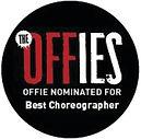 Offie nomination Best Choreographer