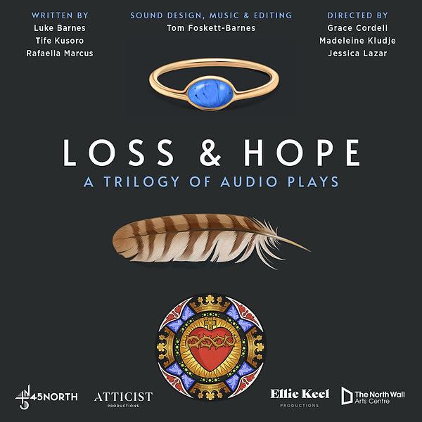 LOSS AND HOPE poster