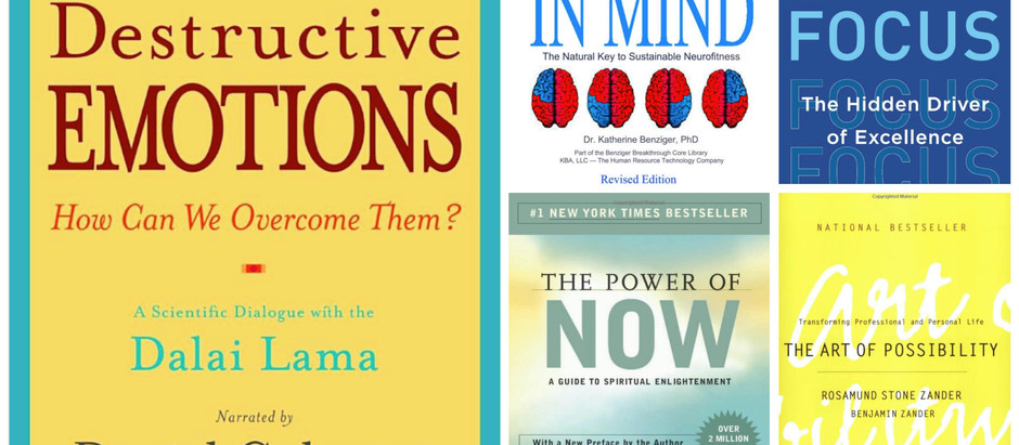 5 Must read books for mindful leaders