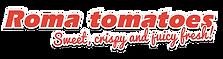 Roma Tomatoes Logo
