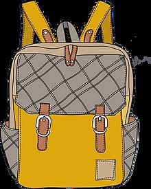 Backpack, travel, explore, Melville, Johannesburg